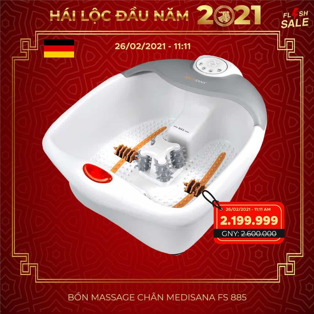 MEDISANA FS885 HLDX Gia Dụng Đức Sài Gòn