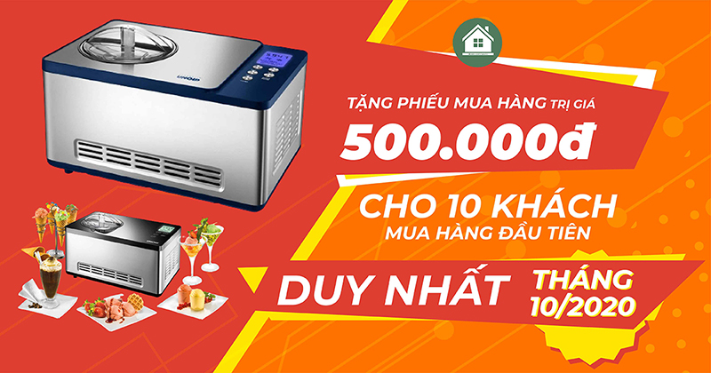 3 sale thang 10 minhhhouseware Gia Dụng Đức Sài Gòn