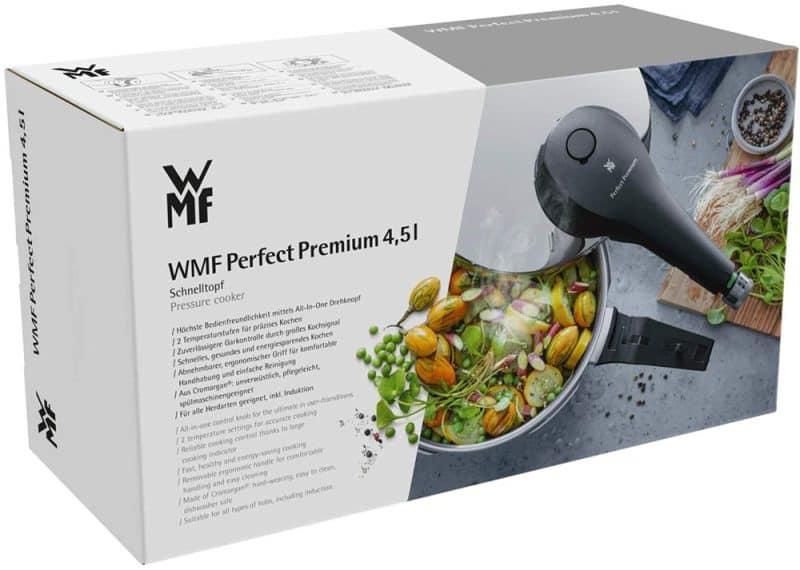 Nồi Áp Suất và Rổ WMF Perfect Premium 4.5L-7