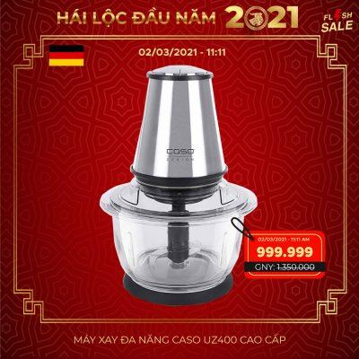 CASO UZ400 HLDX Gia Dụng Đức Sài Gòn