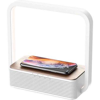 Đèn Led 3 In 1 Wilit A15B - Loa Bluetooth, Đèn 3 Chế Độ, Sạc Không Dây
