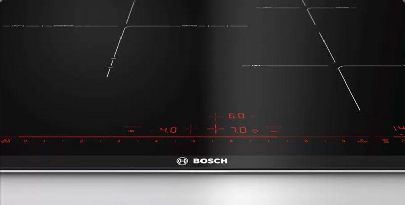 Bếp Từ 3 Vùng Nấu Bosch PID675DC1E Series 8