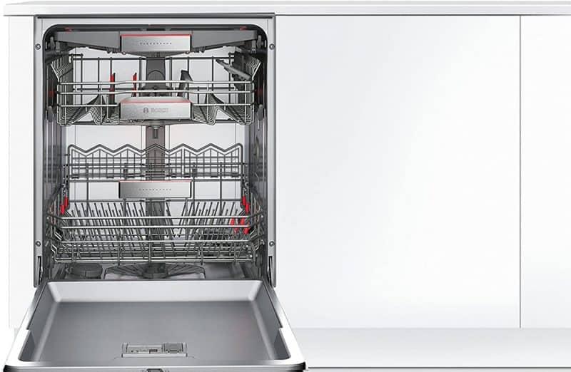Máy rửa chén Bosch SMI68TS06E Series 6