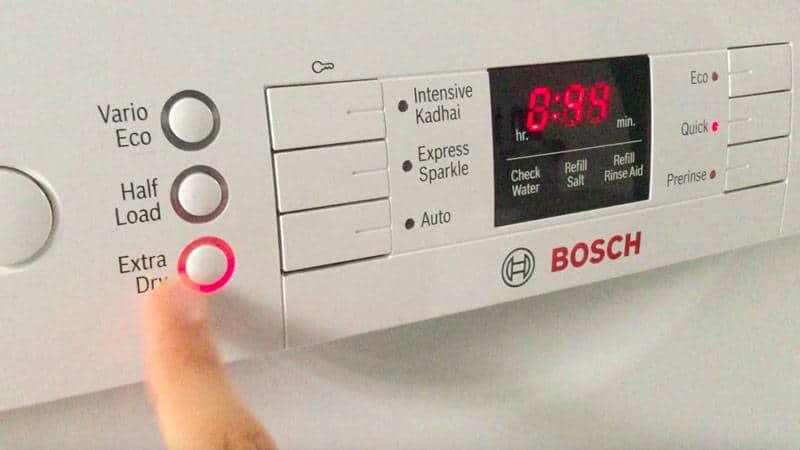 Máy Rửa Chén Bát Bosch Mini SKS62E22EU Series 4-2