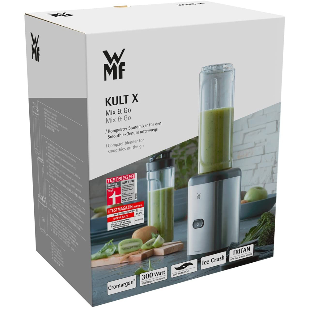 Máy Xay Sinh Tố Mini Wmf Kult X Mix & Go