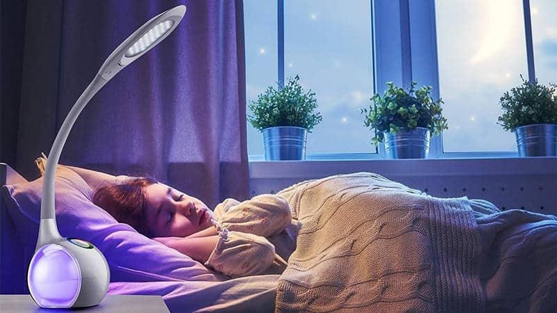 Đèn Bàn LED WILIT T3 5W Chống Cận