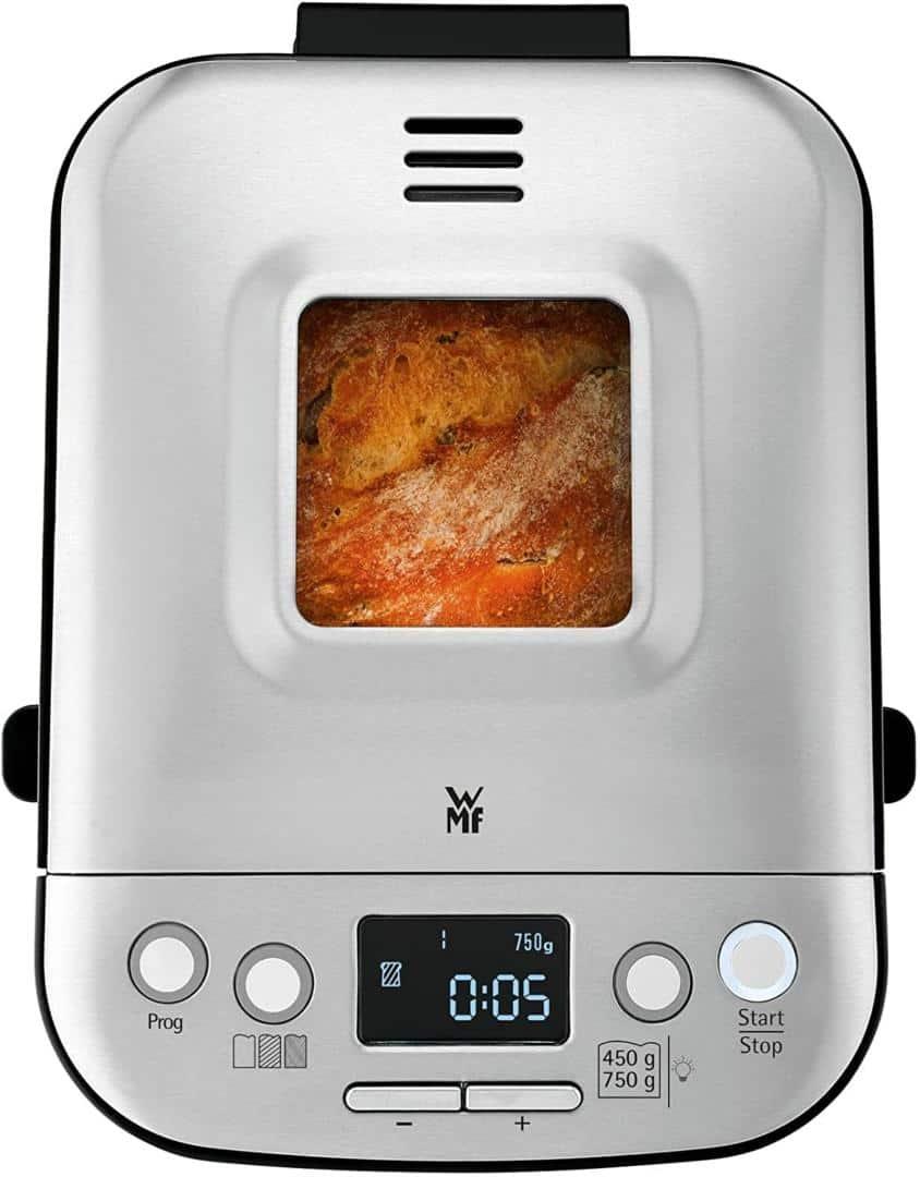 review máy làm bánh mì Kult X
