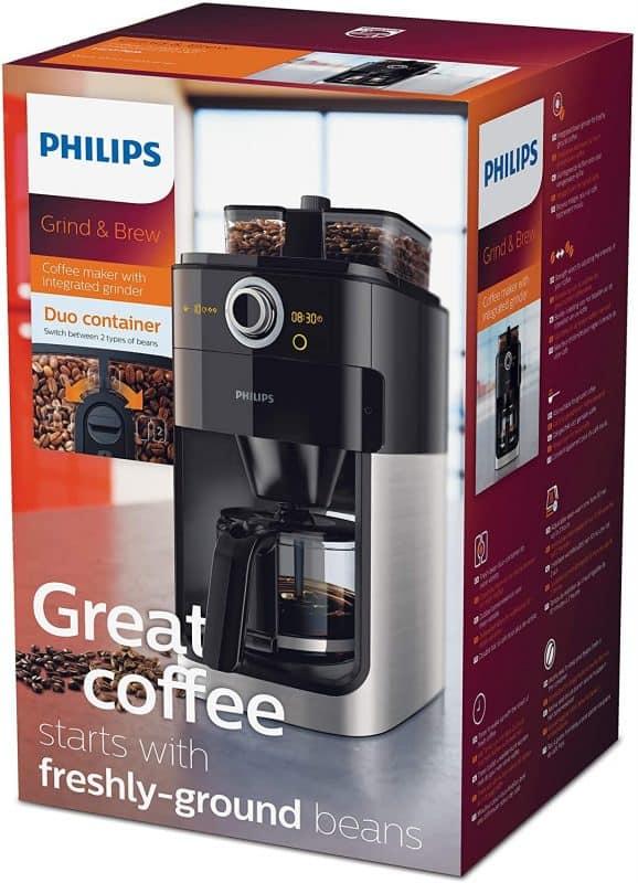 MÁY PHA CAFE PHILIPS HD7769/00