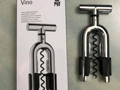 MỞ NÚT RƯỢU VANG WMF VINO PROSECCO