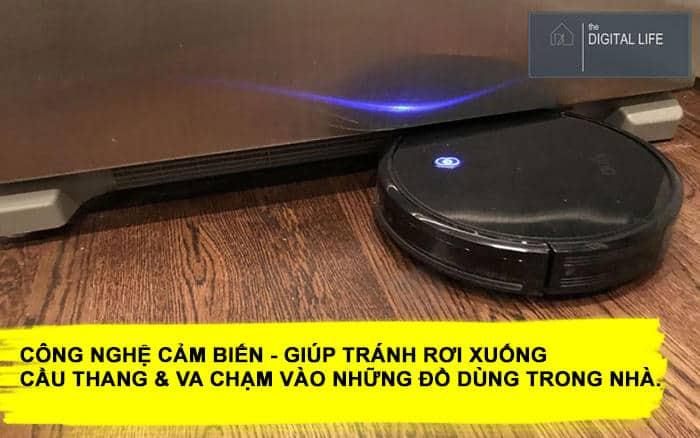 ROBOT HUT BUI EUFY ROBOVAC 11S11 Gia Dụng Đức Sài Gòn