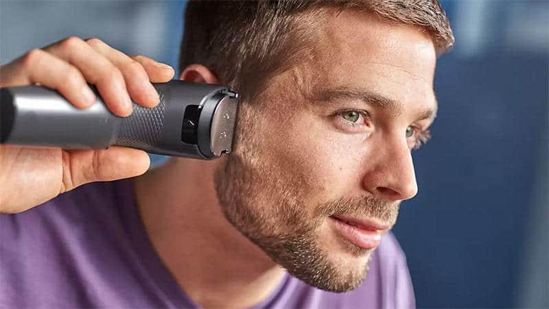Tông Đơ Cắt Tóc Philips Hair Clipper HC3535/15 Series 3000 - Lưỡi thép không gỉ