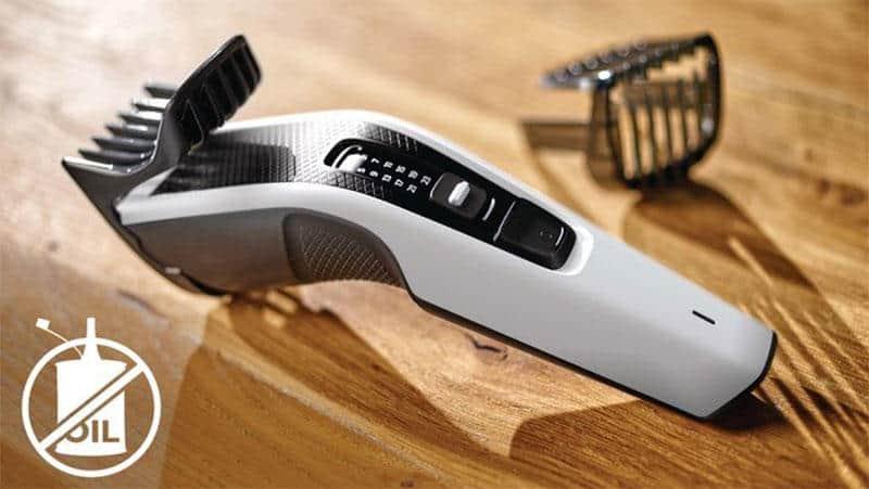 Máy Tông Đơ Cắt Tóc Philips Hair Clipper HC3535/15 Series 3000 hoạt động với cơ chế trơn tru hoàn toàn tự động