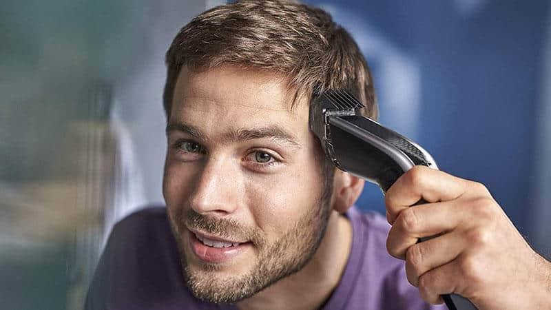 Có được kiểu tóc như ý nhờ công nghệ DualCut và Trim-n-Flow Pro với chiếc Tông Đơ Cắt Tóc Philips HC5650/15