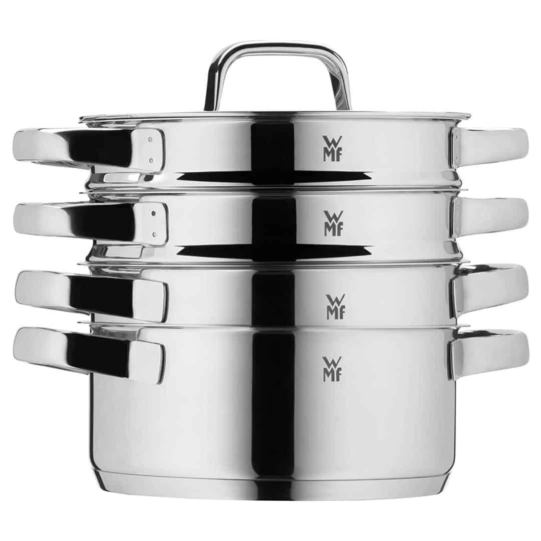 Bộ Nồi Xửng WMF Compact Cuisine Pot 7