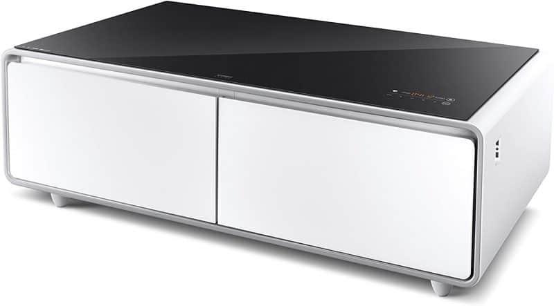 Bàn Trà Tích Hợp Tủ Lạnh Caso Sound And Cool 790-9