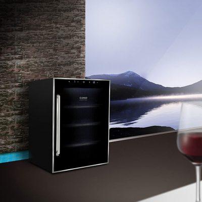 Tủ Bảo Quản Rượu Vang Caso WineDuett Touch 12 Chai - 625