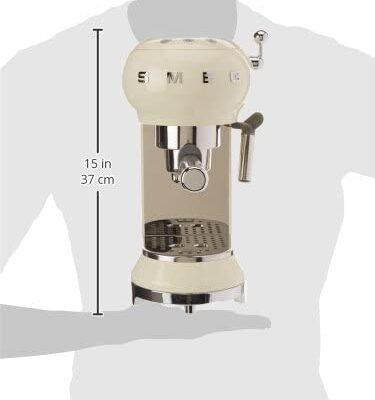MÁY PHA CAFE SMEG ECF01CREU Gia Dụng Đức Sài Gòn