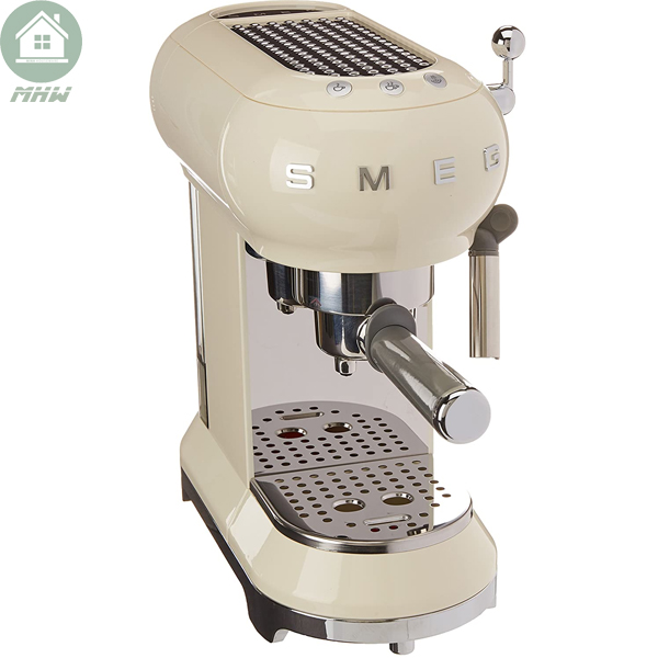 May pha ca phe Cafe SMEG ECF01CREU Gia Dụng Đức Sài Gòn