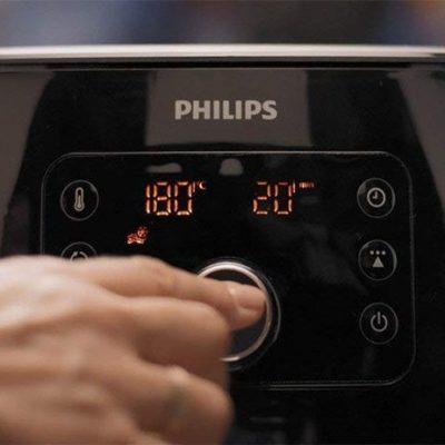 Nồi Chiên Không Dầu Philips HD9651