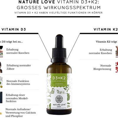 Vitamin D3 K2 Nature Love Gia Dụng Đức Sài Gòn