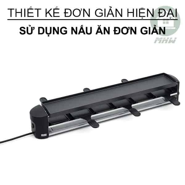 bep nuong6nguoian1 Gia Dụng Đức Sài Gòn