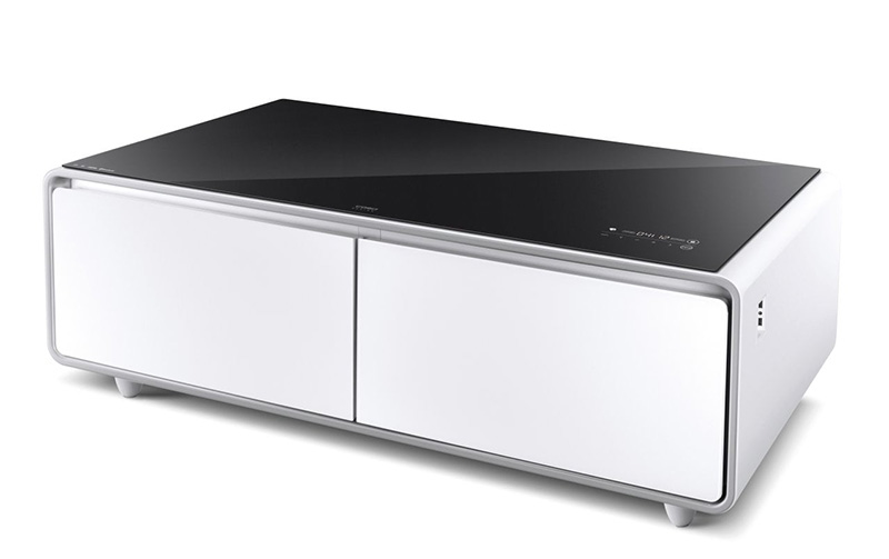 Bàn Trà Tích Hợp Tủ Lạnh Caso 790 Sound And Cool