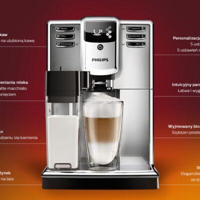 may pha cafe hoan toan t dng philips series 5000 ep536510 9 Gia Dụng Đức Sài Gòn