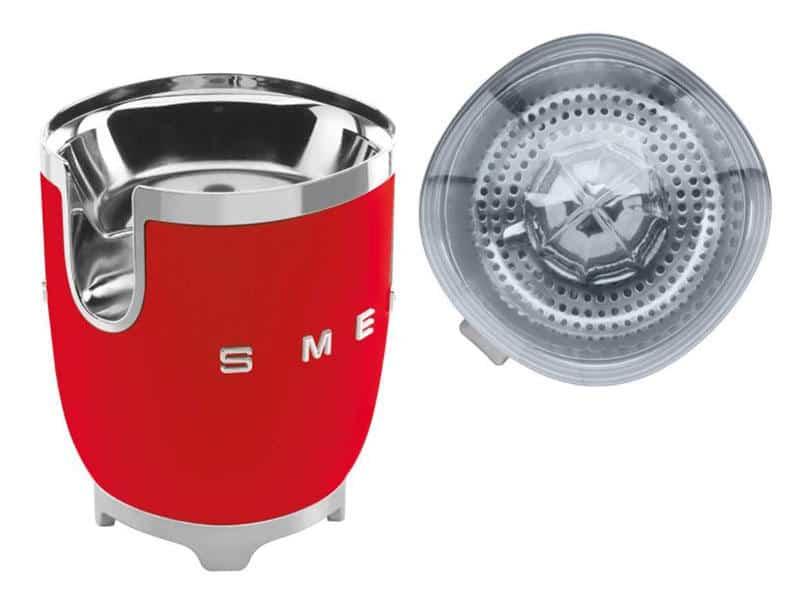 Máy Vắt Cam SMEG CJF01RDEU Red