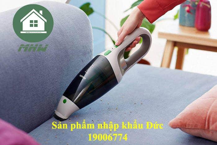 MÁY HÚT BỤI CẦM TAY PHILIPS FC614801 4 Gia Dụng Đức Sài Gòn
