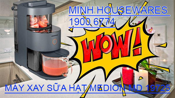 may xay sua hat medion Gia Dụng Đức Sài Gòn