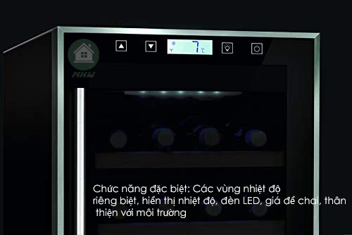 Tủ Rượu Caso WineTouch Confort 38 Chai