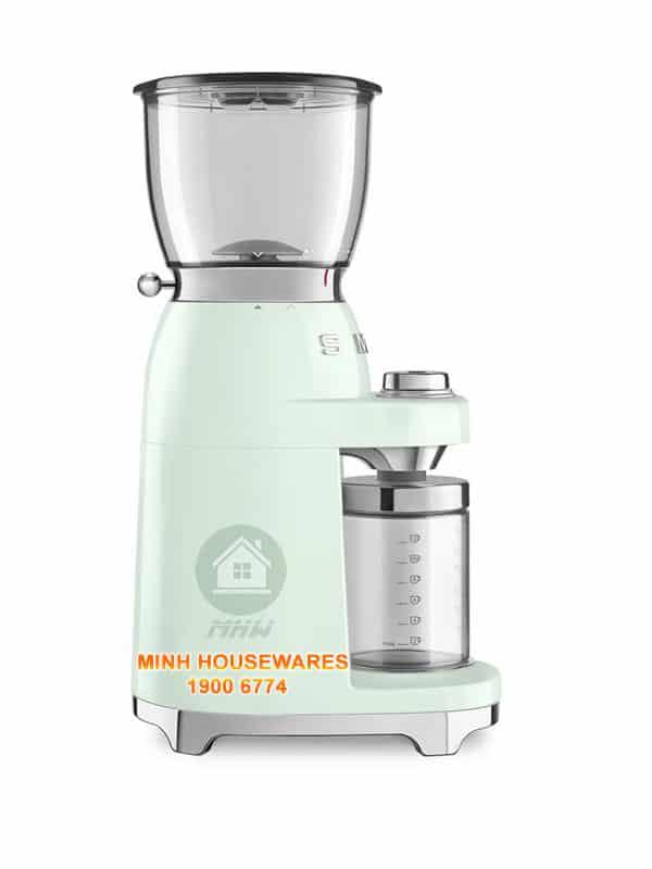 may xay cafe smeg CGF01PGEU 3 Gia Dụng Đức Sài Gòn