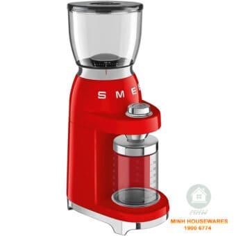 may xay cafe smeg CGF01RDEU 2 Gia Dụng Đức Sài Gòn