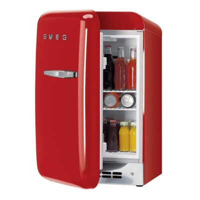 tủ lạnh mini Smeg FAB5LRD3