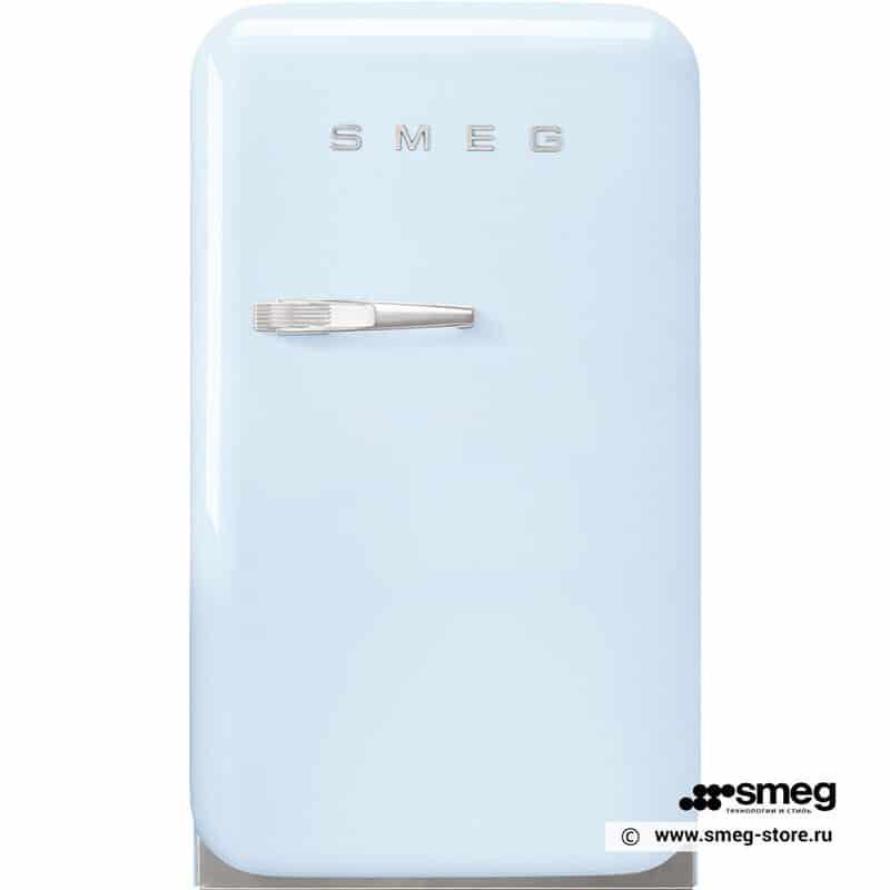 TỦ LẠNH MINI SMEG FAB5RPB3 màu xanh dương tay cầm bên trái