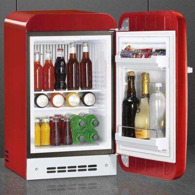 tủ lạnh mini smeg FAB5RRD3
