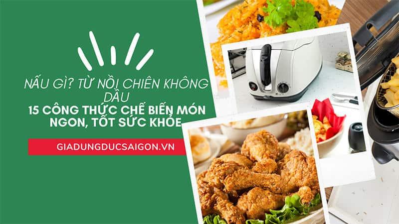 15 mon ngon nckd Gia Dụng Đức Sài Gòn