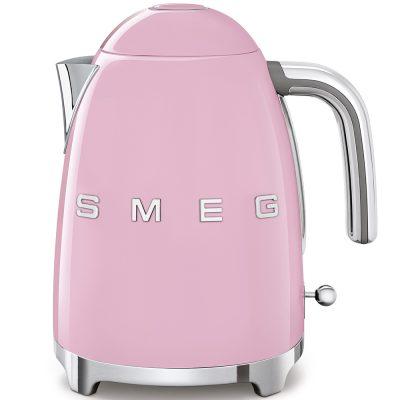 Ấm Siêu Tốc Smeg KLF03PKEU Pink