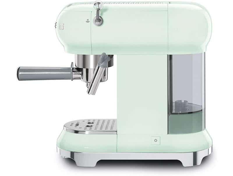 Máy Pha Cafe Smeg ECF01PGEU Pastel Green - 2