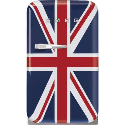 TỦ LẠNH MINI SMEG FAB5RDUJ3 lá cờ Anh tay cầm bên trái