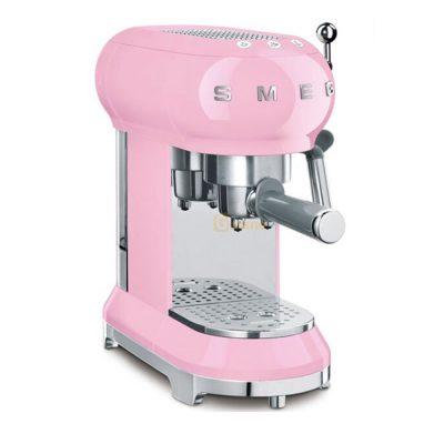Máy Pha Cafe Smeg ECF01PKEU Pink