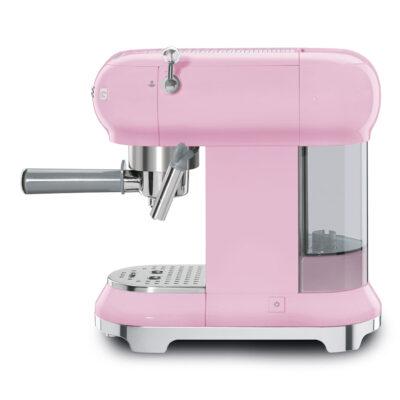 MÁY PHA CAFE SMEG ECF01PKEU màu hồng