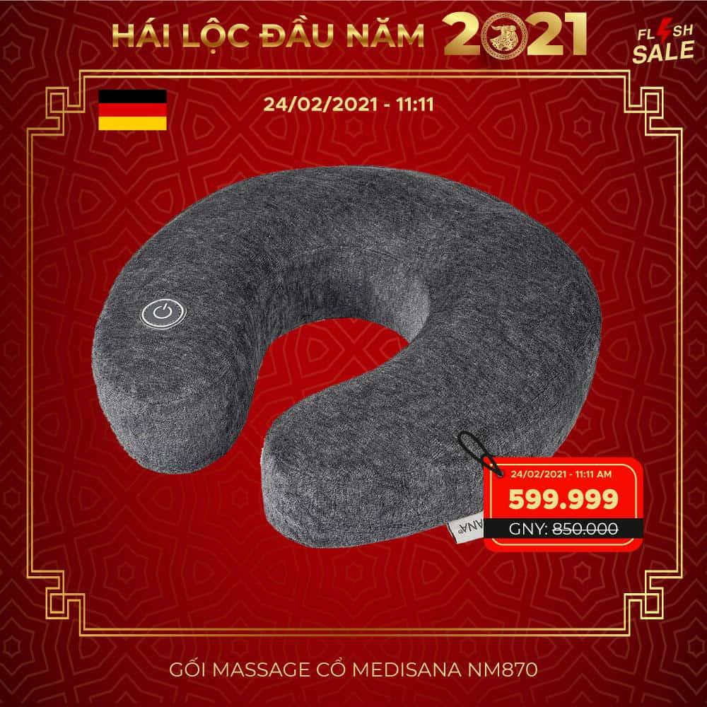 Medisana NM 870 HLDX Gia Dụng Đức Sài Gòn