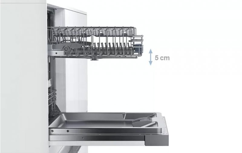 Máy Rửa Chén Bosch SMI8YCS01E Series 8