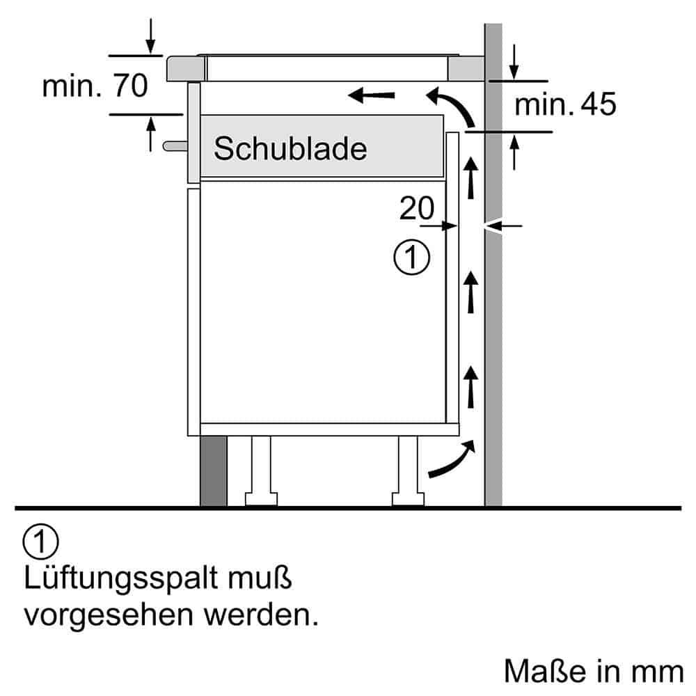 Bếp từ Bosch PXE801DC1E