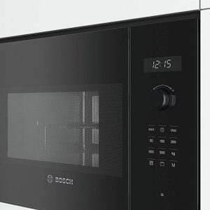 Lò Vi Sóng Kèm Nướng Âm Tủ Bosch BEL554MB0 Serie 6
