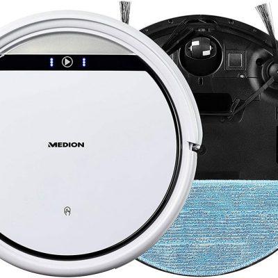 Robot Hút Bụi, Lau Nhà Medion MD19510