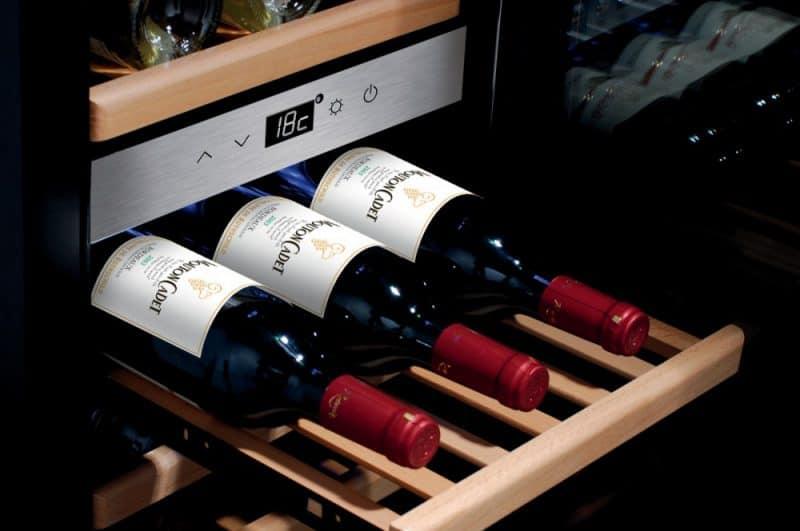 Tủ Bảo Quản Rượu Vang Caso Wine Comfort 38 Chai
