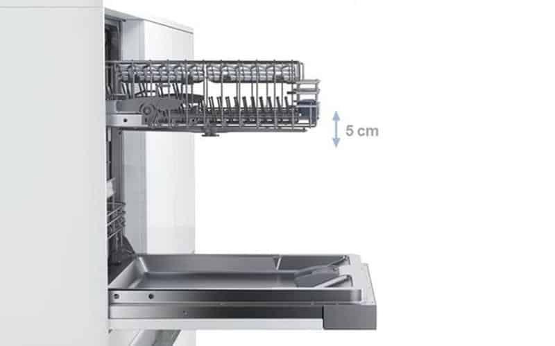 Máy Rửa Chén Bosch SMI6ECS57E Series 6