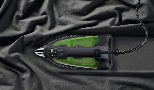 Bàn Ủi Hơi Nước Rowenta DW6030 Eco Intellogence - Black/Green - 3